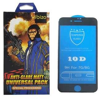 محافظ صفحه نمایش 10D ایبیزا مدل Monk7777 مناسب برای گوشی موبایل اپل Iphone 7/8