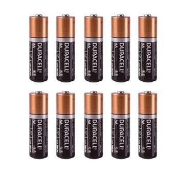 باتری قلمی دوراسل کد D10 بسته 10 عددی