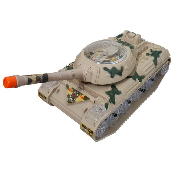 تانک اسباب بازی مدل TANK FLASH کد 132