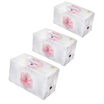 دستمال کاغذی 300 برگ ایزی پیک مدل EP3 بسته 3 عددی