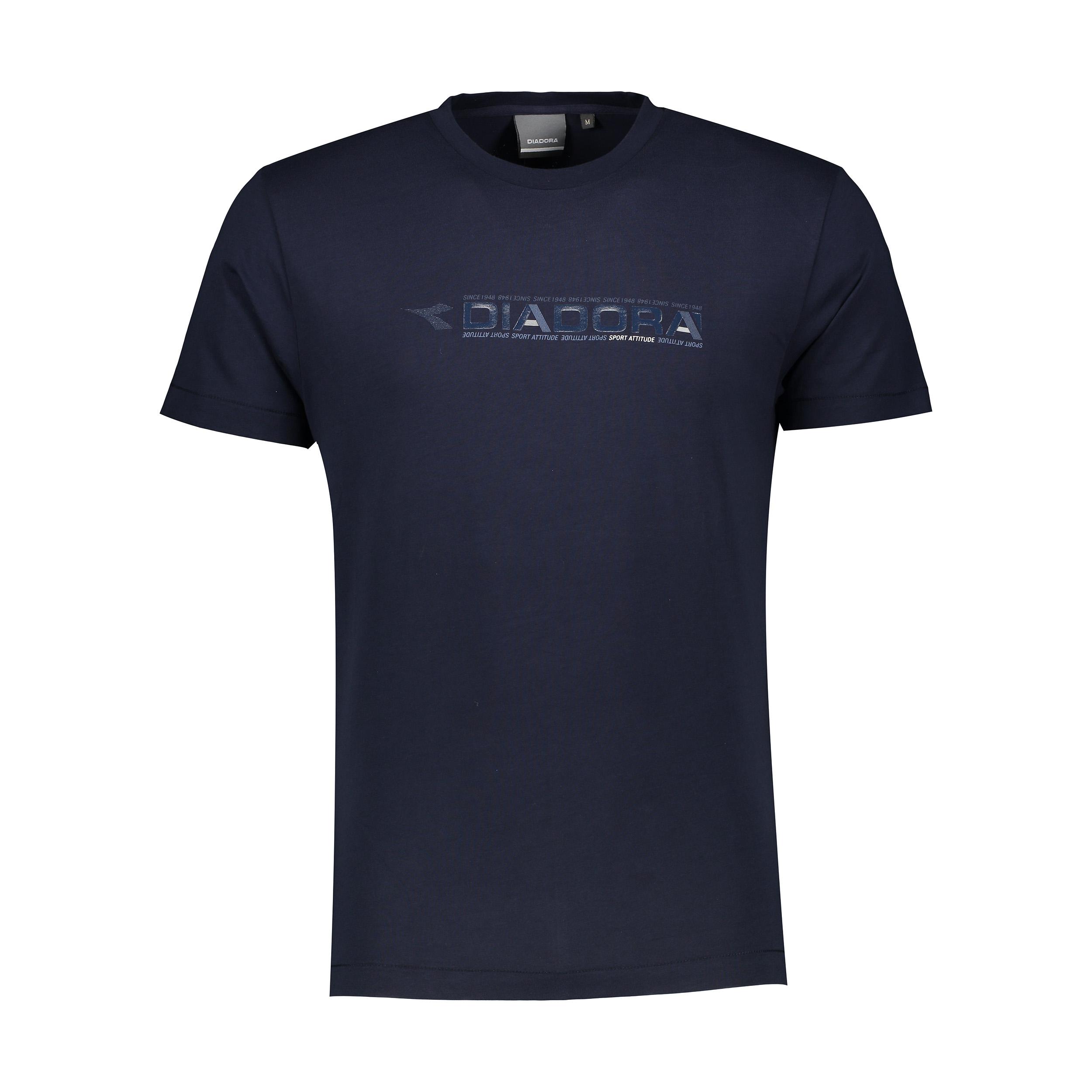 تی شرت ورزشی مردانه دیادورا کد 155347