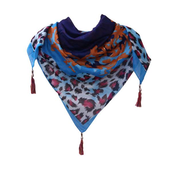 روسری زنانه کد PL105