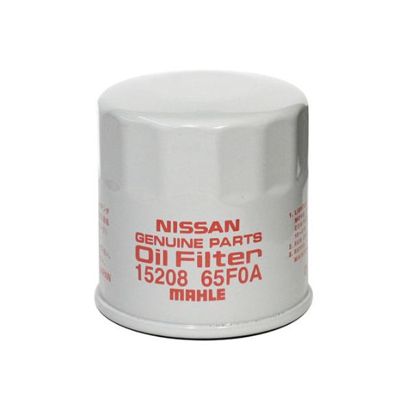 فیلتر روغن خودرو  نیسان جنیون پارتس مدل 15208-65F0A مناسب برای نیسان قشقایی
