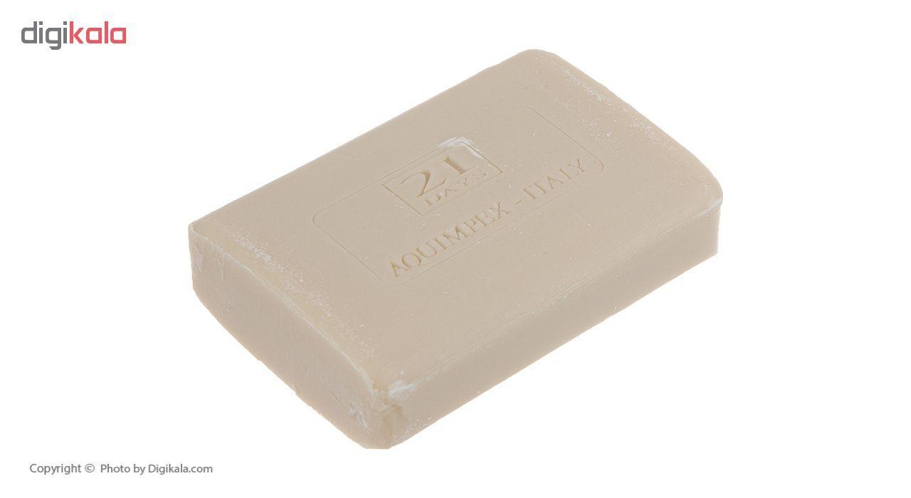 صابون ضد لک 21 روز مدل Aquimpex مقدار 100 گرم main 1 2