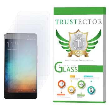 محافظ صفحه نمایش تراستکتور مدل GLS مناسب برای گوشی موبایل شیائومی Redmi Note 3 Pro / Redmi Note 3 بسته 5 عددی
