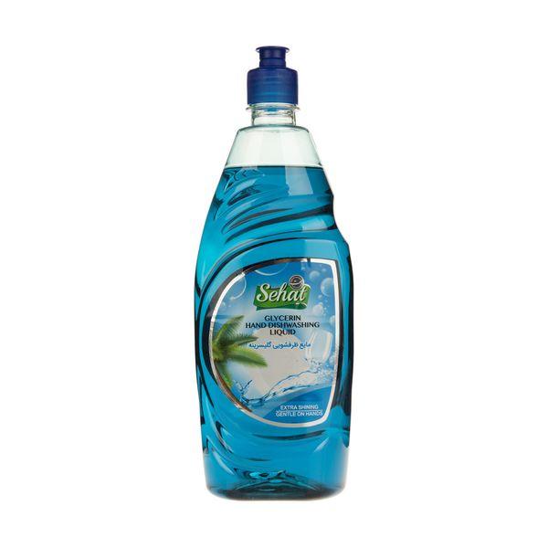 مایع ظرفشویی صحت مدل Blue حجم 750 میلی لیتر