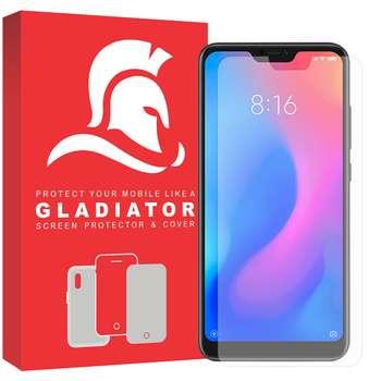 محافظ صفحه نمایش گلادیاتور مدل GLX1000 مناسب برای گوشی موبایل شیائومی Mi A2 Lite