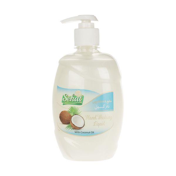 مایع دستشویی صحت مدل Coconut مقدار 500 گرم
