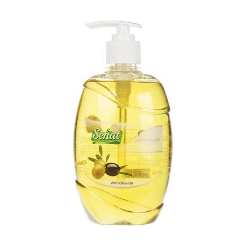مایع دستشویی صحت مدل Olive مقدار 500 گرم