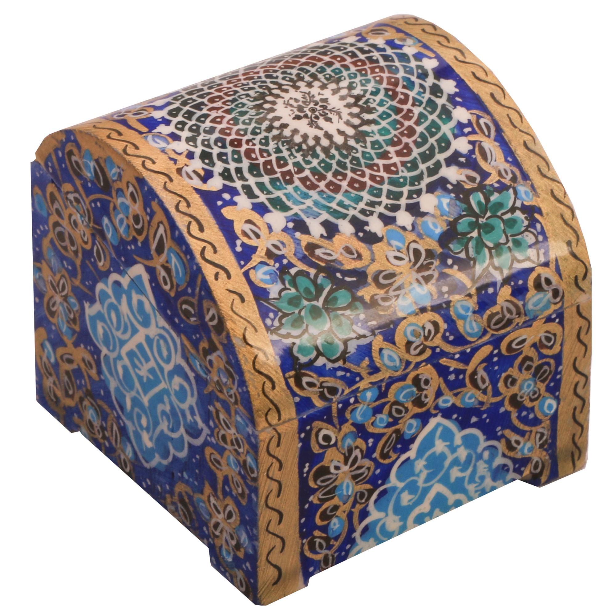 جعبه جواهرات استخوانی کد 1090