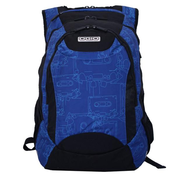 کوله پشتی لپ تاپ اوجیو مدل POLITAN CASSETTI 33 مناسب برای لپ تاپ 17 اینچی