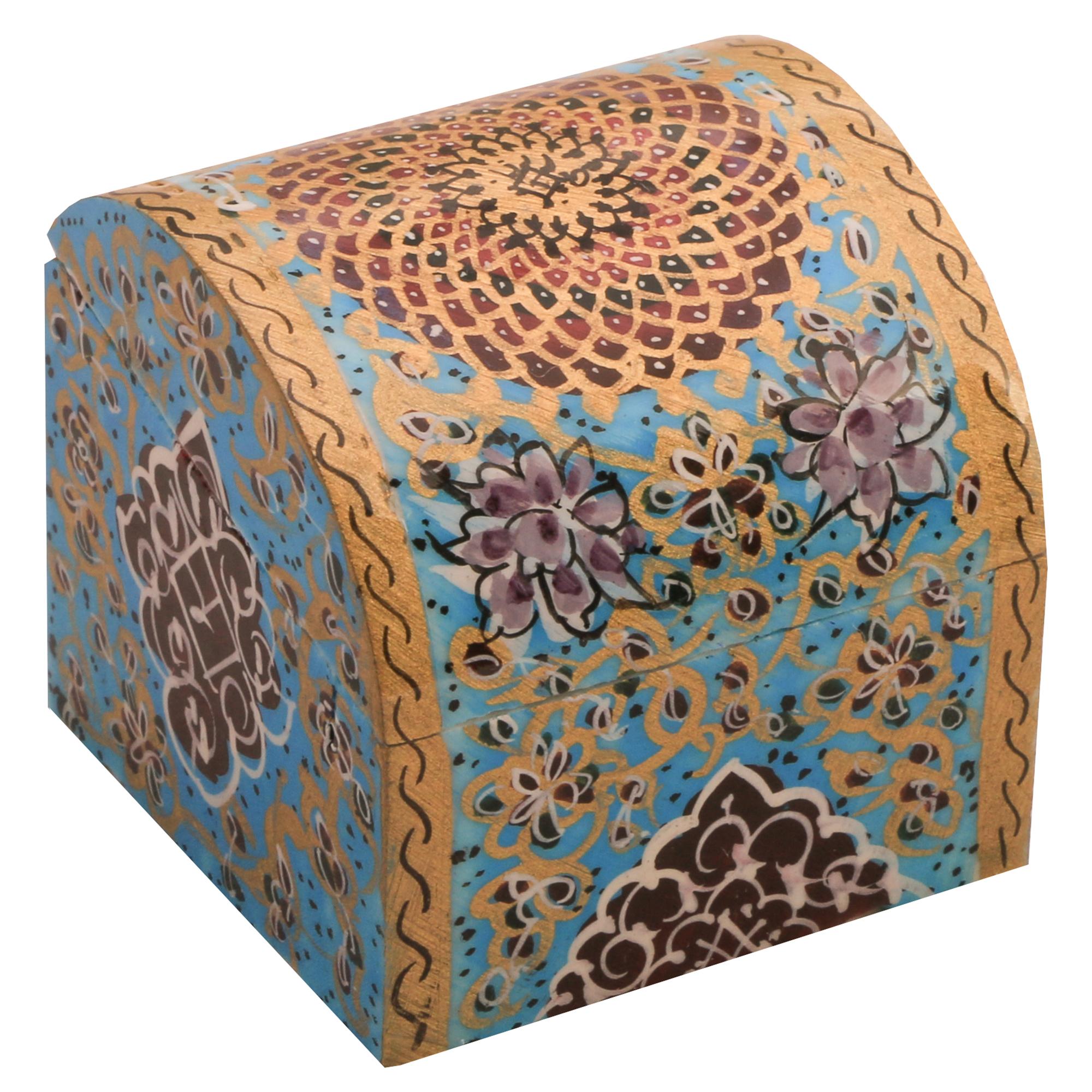 جعبه جواهرات استخوانی کد 1091