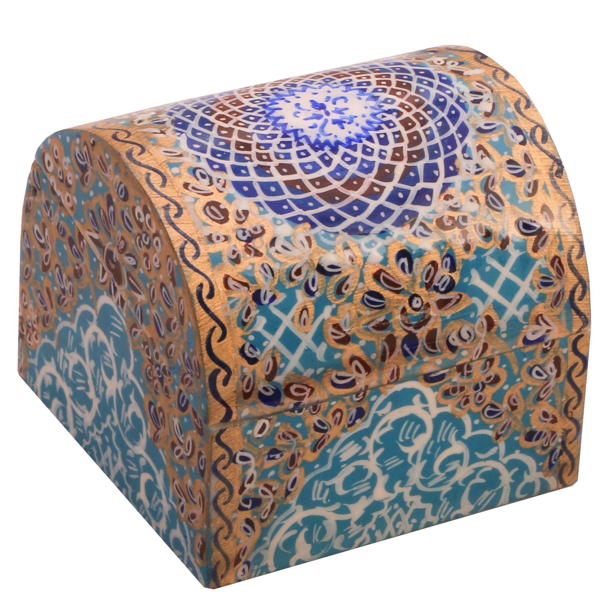 جعبه جواهرات استخوانی کد 1092