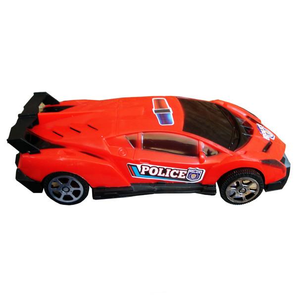 ماشین بازی مدل POLICE کد 23