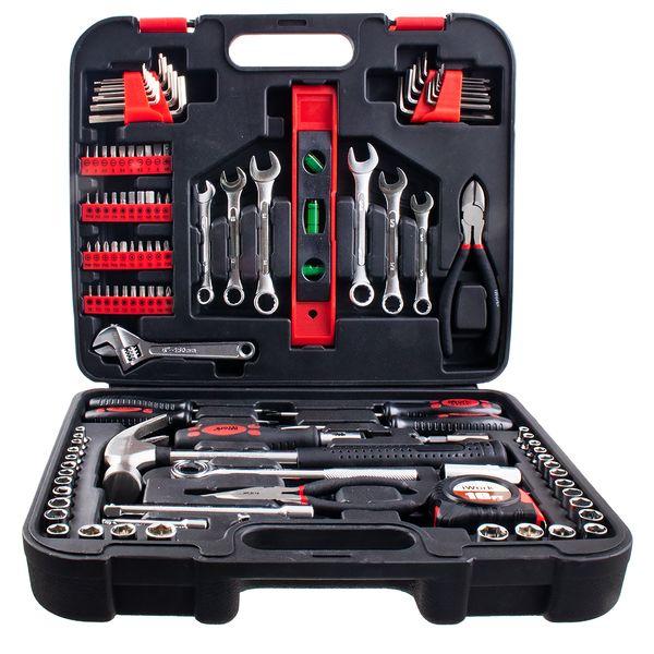 مجموعه 119 عددی ابزار آیورک مدل IW119-BMC