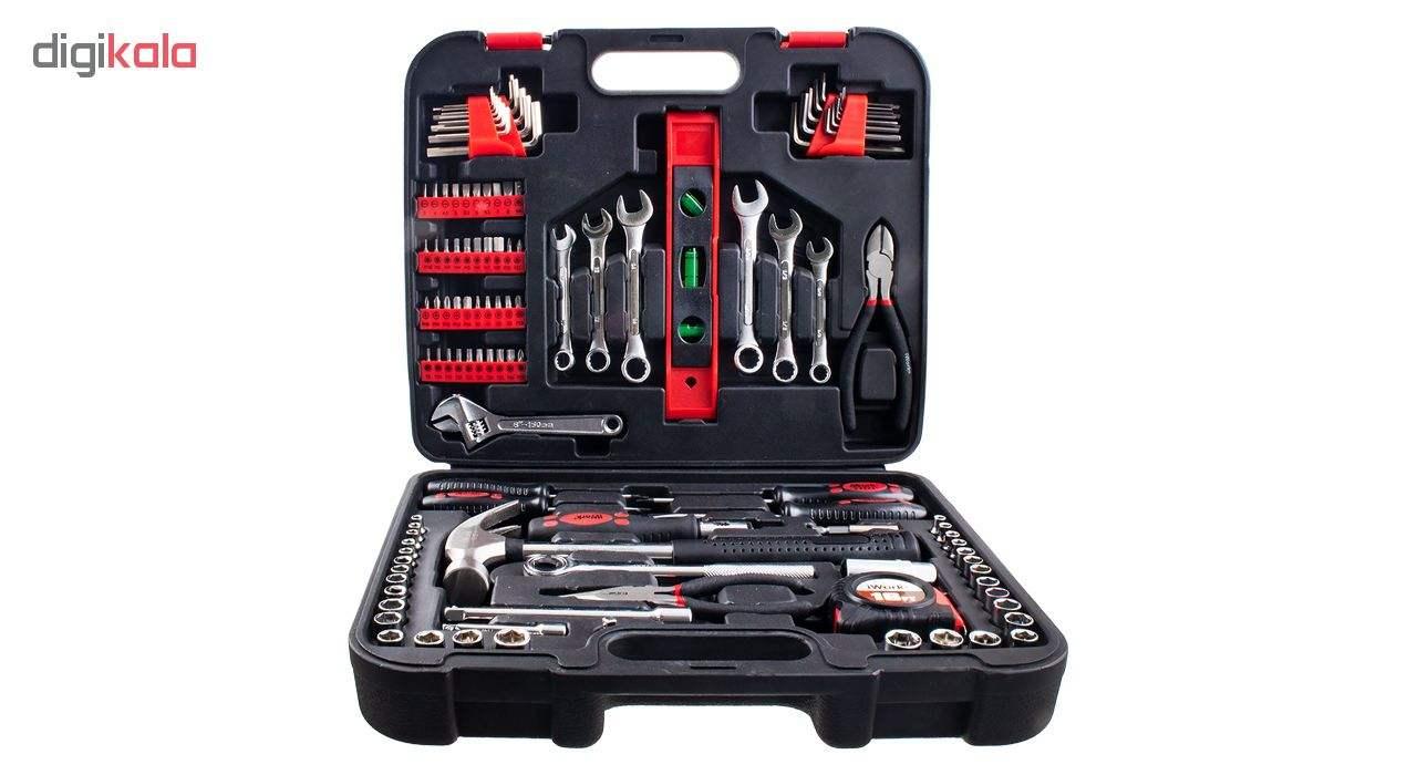 مجموعه 119 عددی ابزار آیورک مدل IW119-BMC main 1 1