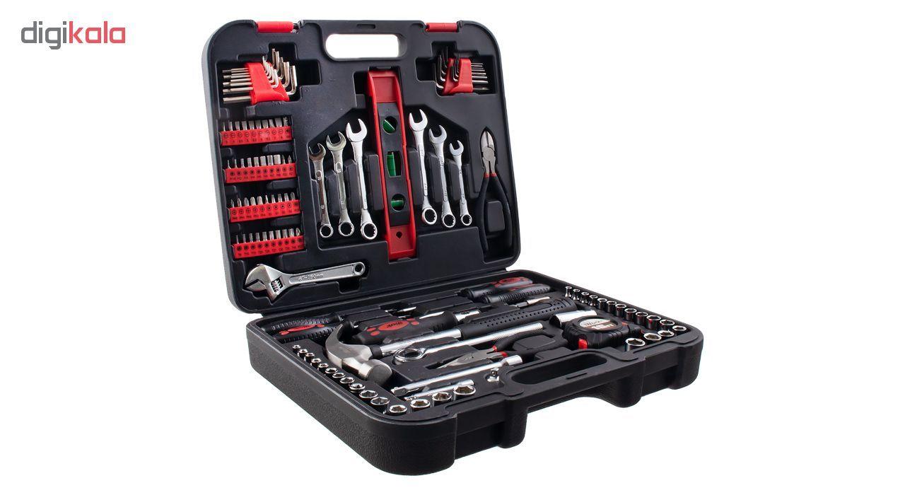 مجموعه 119 عددی ابزار آیورک مدل IW119-BMC main 1 2