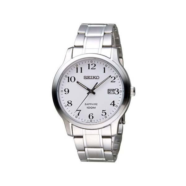 ساعت مچی عقربه ای مردانه سیکو کد  SGEH67P1