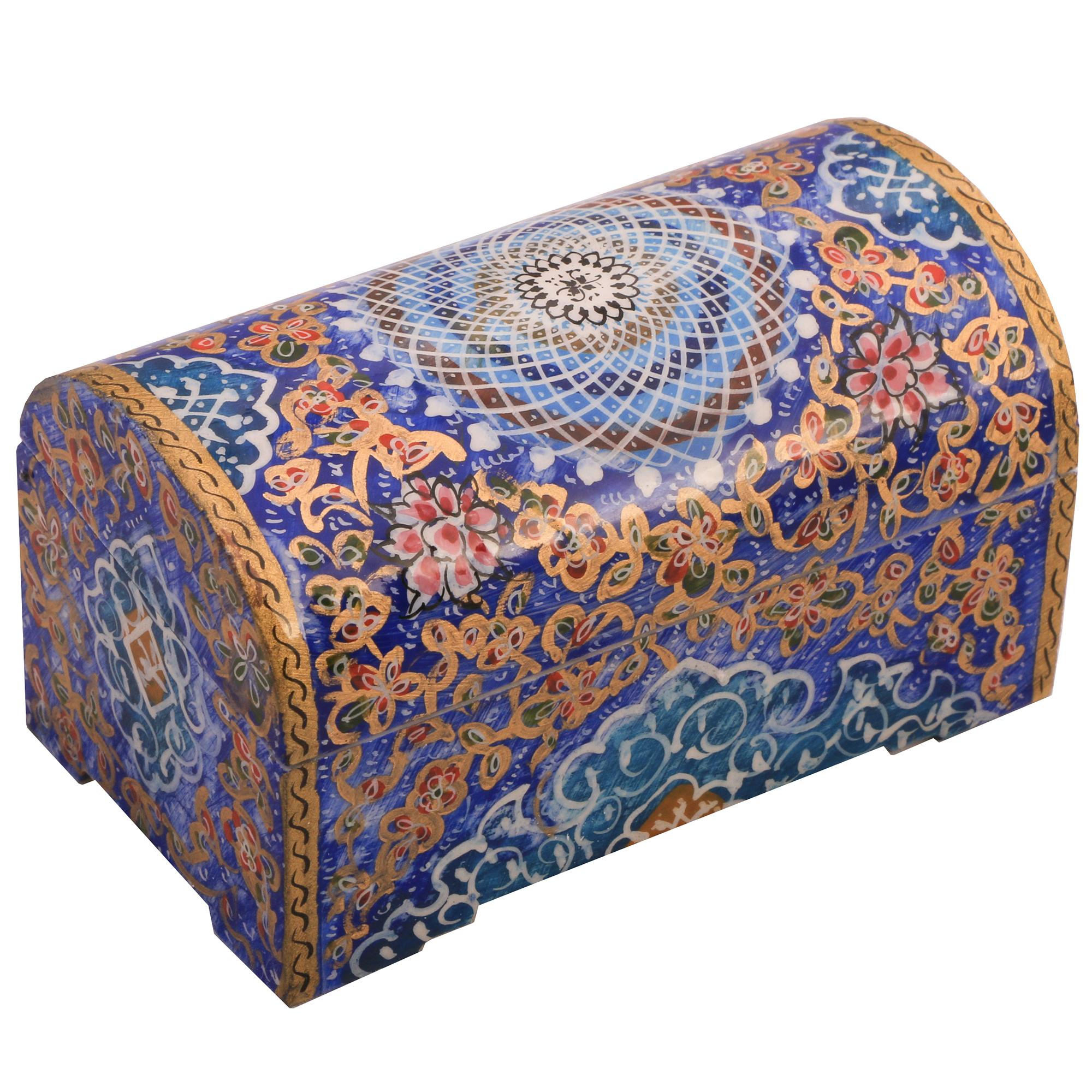 جعبه جواهرات استخوانی کد 1101