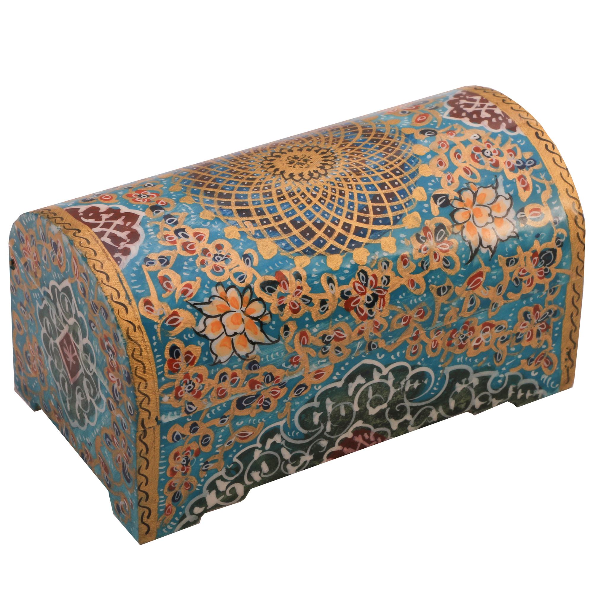 جعبه جواهرات استخوانی کد 1103