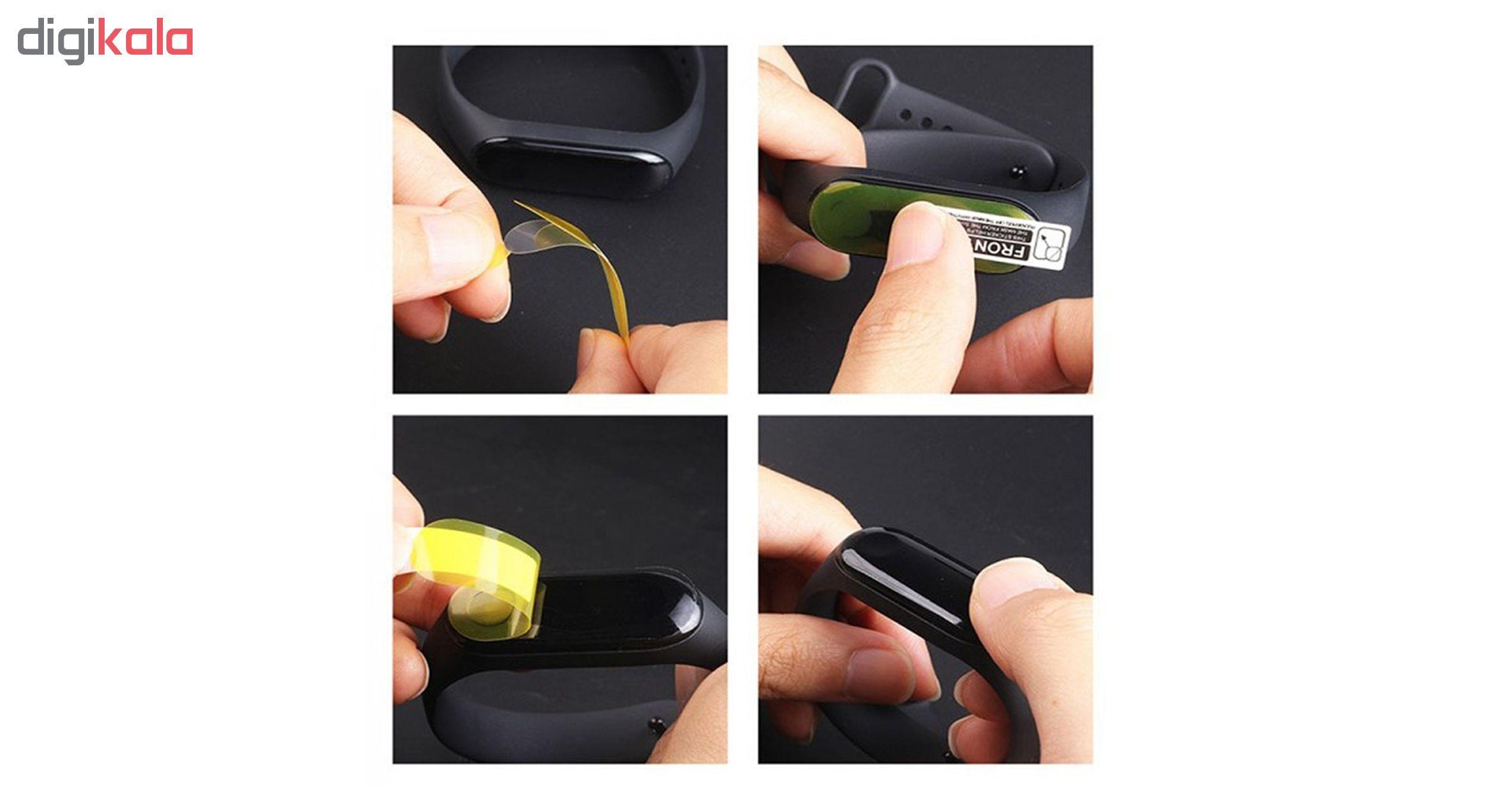 محافظ صفحه نمایش سومگ مدل SMG-G2 مناسب برای مچ بند هوشمند شیائومی Mi Band 3  main 1 5