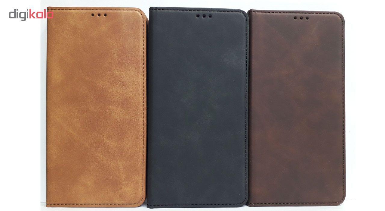 کیف کلاسوری کینگ کونگ مدل CLSR مناسب برای گوشی موبایل سامسونگ Galaxy Note 8 main 1 5