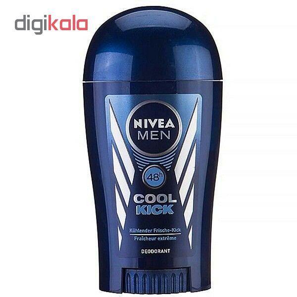 استیک ضد تعریق مردانه نیوآ مدل Cool Kick حجم 40 میلی لیتر main 1 1