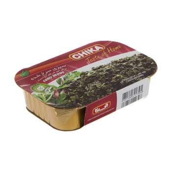 سبزی قرمه سبزی سرخ شده چیکا مقدار 375 گرم