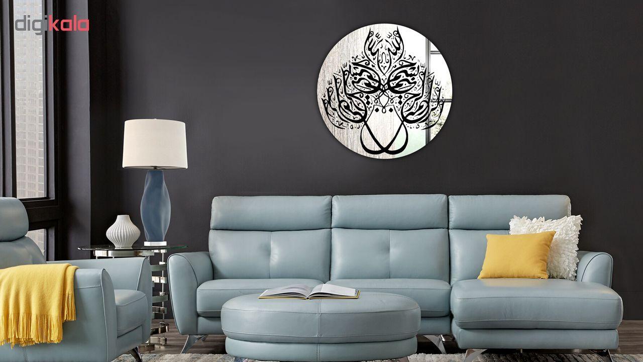 آینه کارا دیزاین طرح مذهبی کد 07