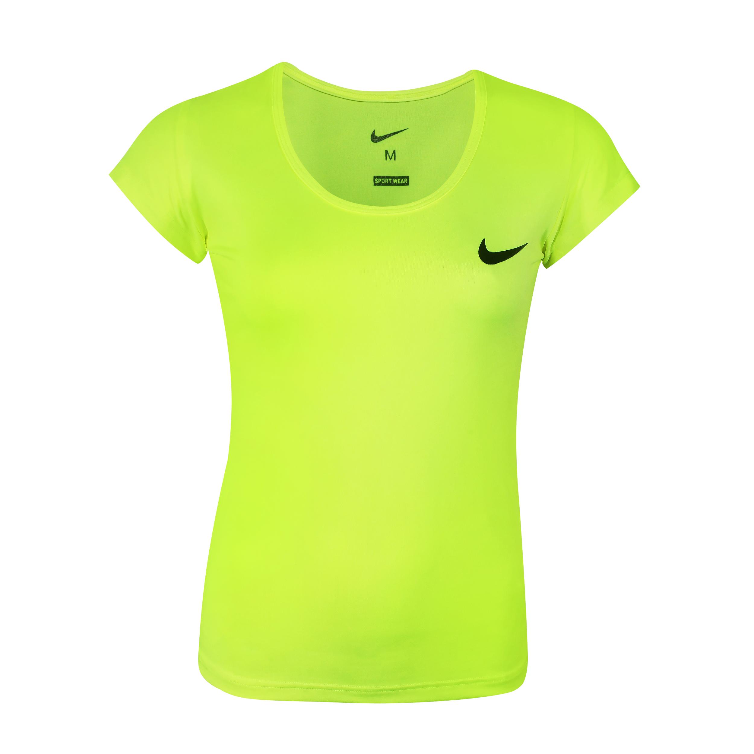تیشرت ورزشی زنانه کد NIphw72