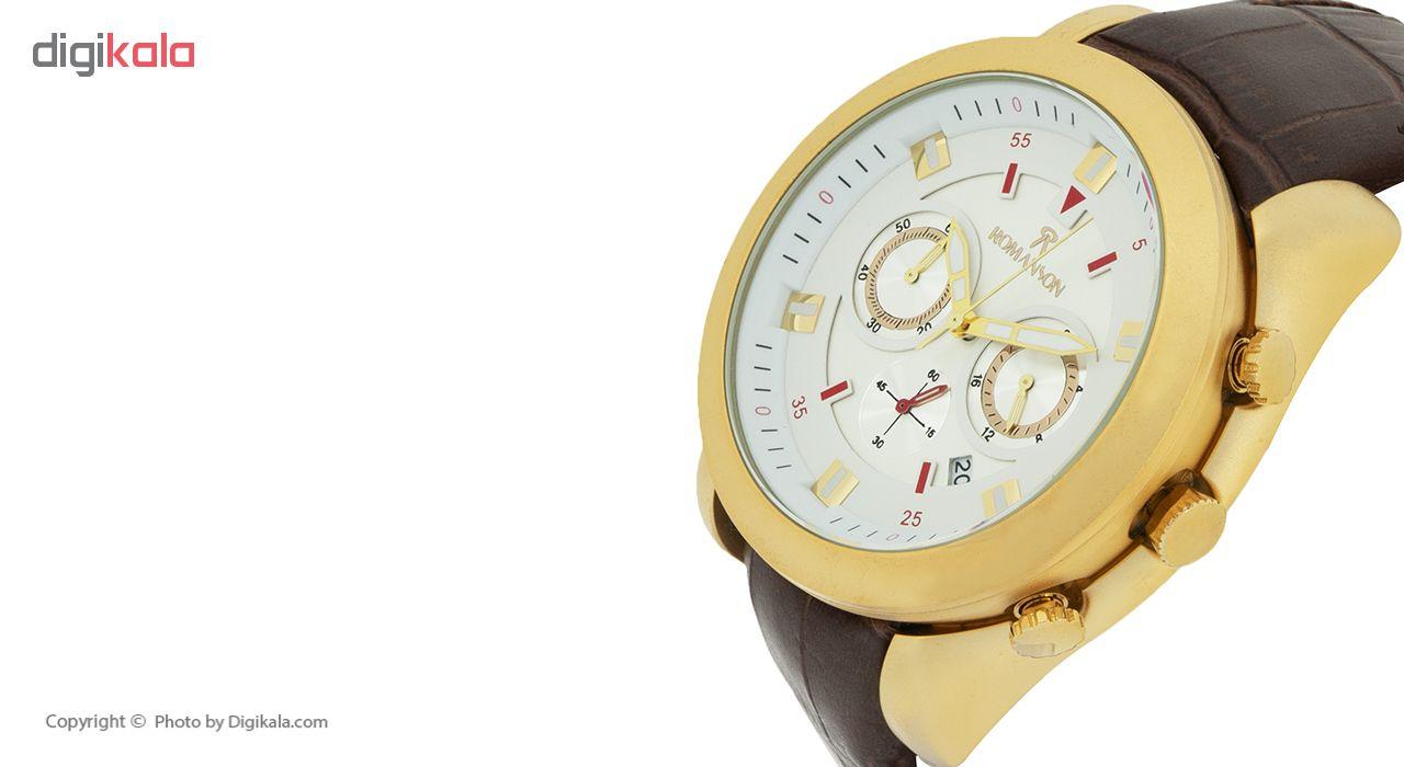 کد تخفیف                                      ساعت مچی عقربه ای مردانه کد RO50149                     غیر اصل