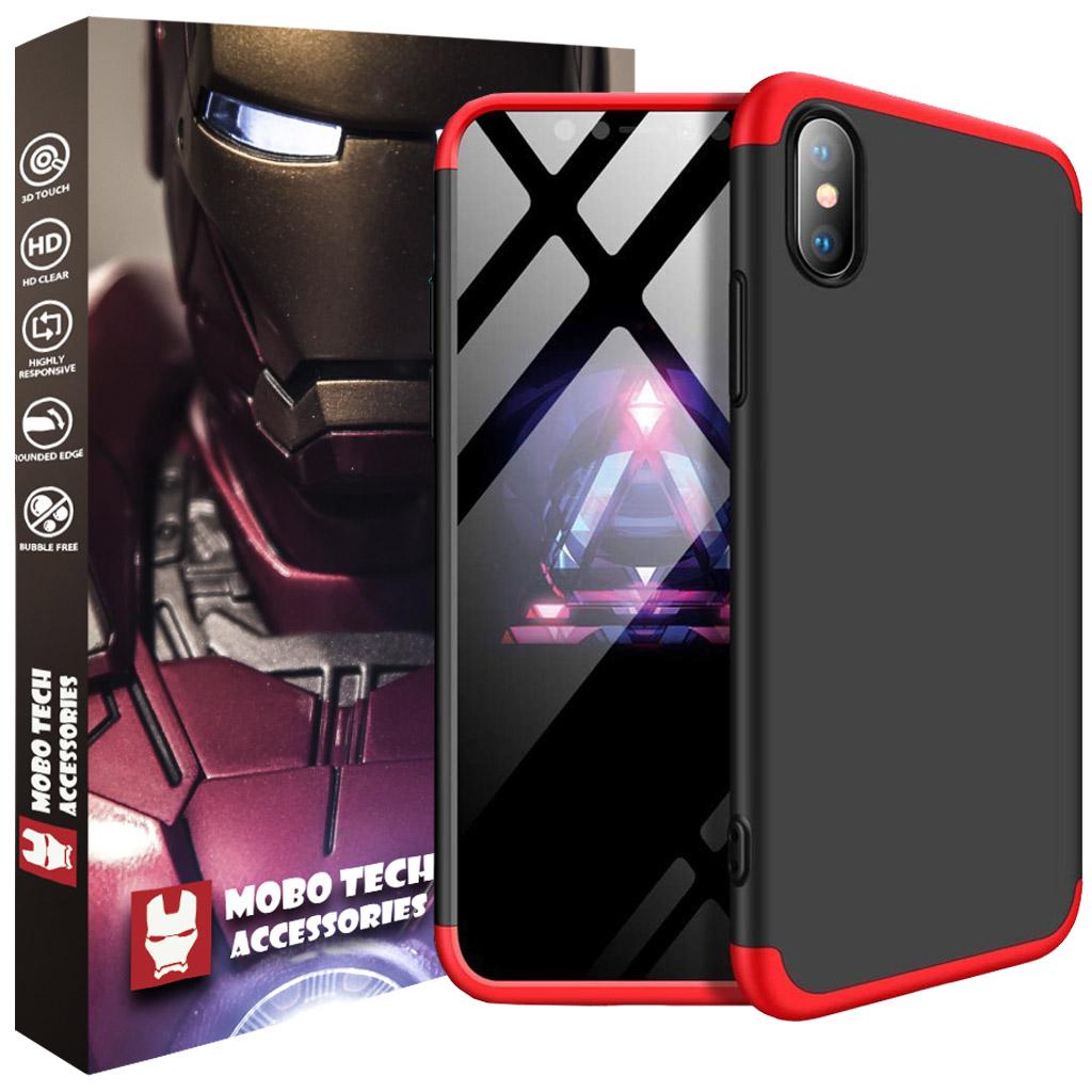 کاور 360 درجه موبو تک مدل GK-IXS-2 مناسب برای گوشی موبایل اپل iPhone XS