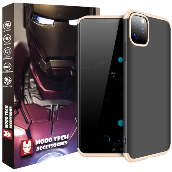کاور 360 درجه موبو تک مدل GK-I11P-2 مناسب برای گوشی موبایل اپل iPhone 11 Pro