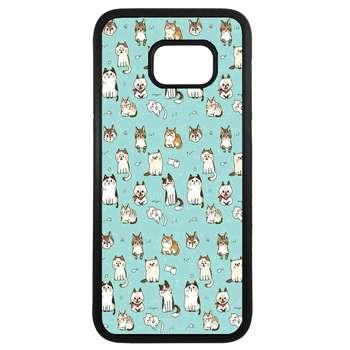 کاور طرح بچه گربه ها کد 43172 مناسب برای گوشی موبایل سامسونگ galaxy s7 edge