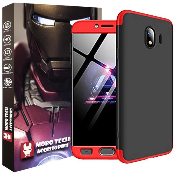 کاور 360 درجه موبو تک مدل GK-SJ4-2 مناسب برای گوشی موبایل سامسونگ Galaxy J4