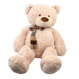 عروسک طرح خرس ارتفاع 110 سانتی متر