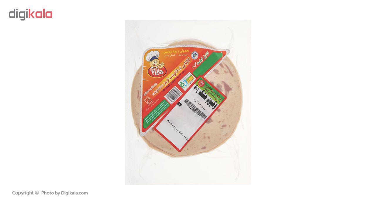 کالباس 60 درصد گوشت قرمز هایزم مقدار 250 گرم main 1 1