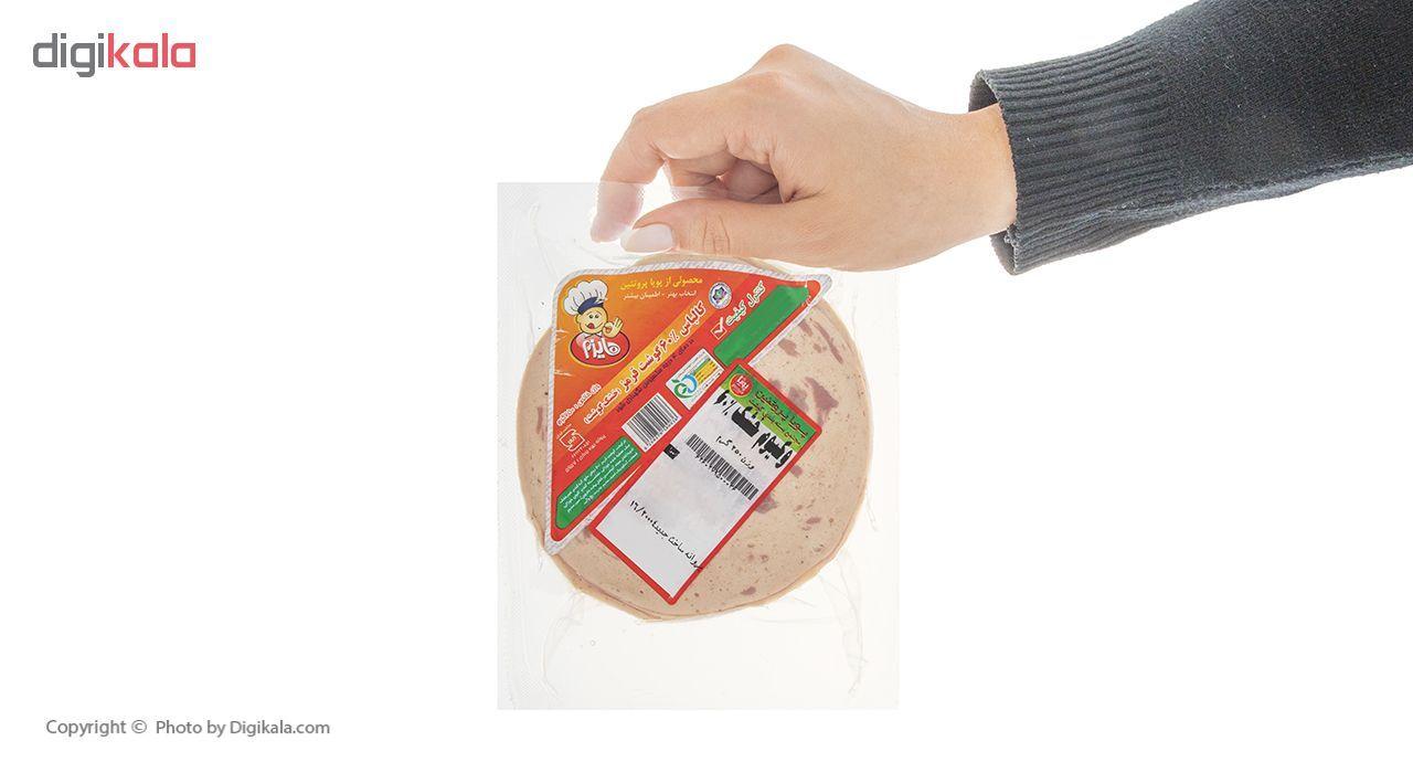 کالباس 60 درصد گوشت قرمز هایزم مقدار 250 گرم main 1 5