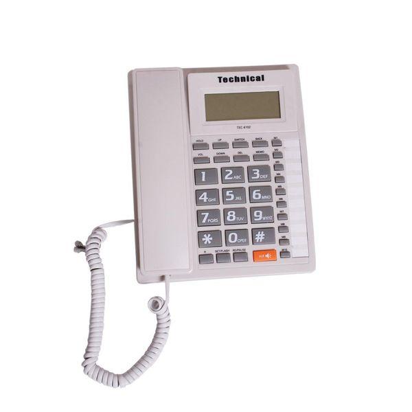 تصویر تلفن تکنیکال مدل TEC-6102