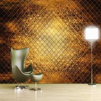 پوستر دیواری سه بعدی طرح شیشه کد 3918013