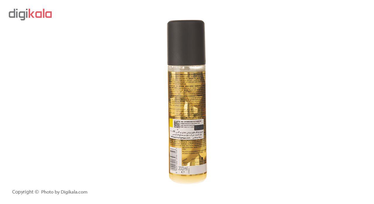 روغن مغذی مو گلیس سری Hair Repair مدل Oil Nutritive حجم 200 میلی لیتر