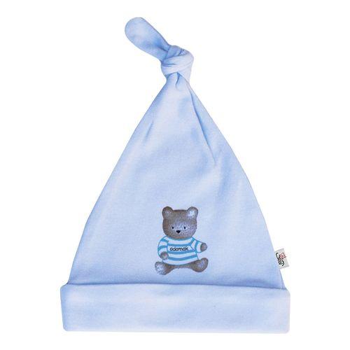کلاه نوزاد آدمک  طرح خرس