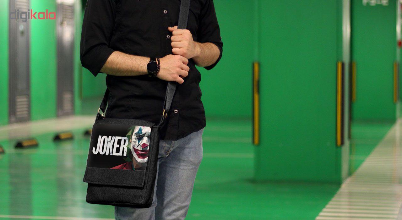 کیف دوشی گالری چی چاپ طرح Joker