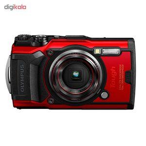 دوربین دیجیتال المپیوس مدل TG-6  Olympus TG-6 digital camera