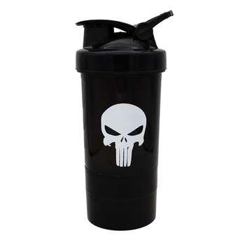 شیکر طرح اسکلت مدل Punisher ظرفیت 0.5 لیتر