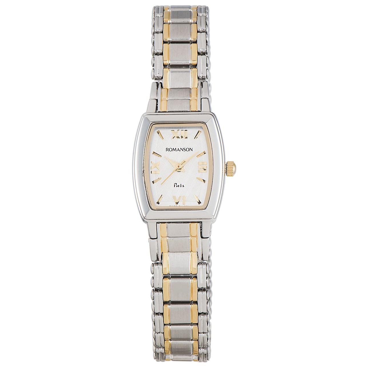 ساعت مچی عقربه ای زنانه رومانسون مدل NM9960LL1CAS1G