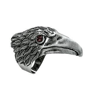 انگشتر طرح عقاب کد OG009