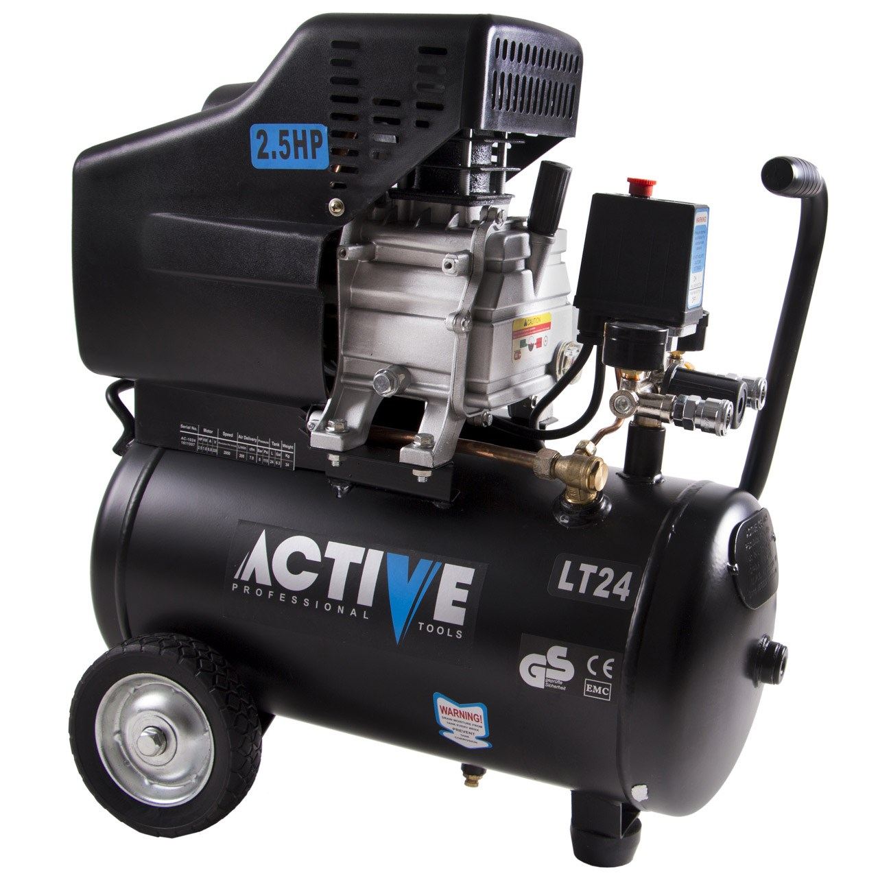 کمپرسور هوای اکتیو مدل AC1024