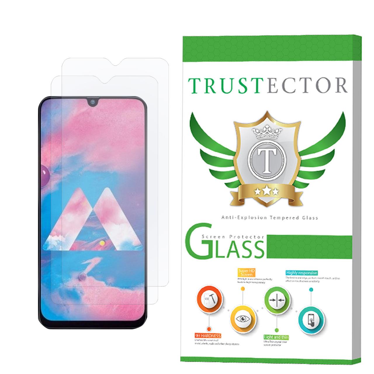 محافظ صفحه نمایش تراستکتور مدل GLS مناسب برای گوشی موبایل سامسونگ Galaxy A30 بسته 2 عددی              ( قیمت و خرید)