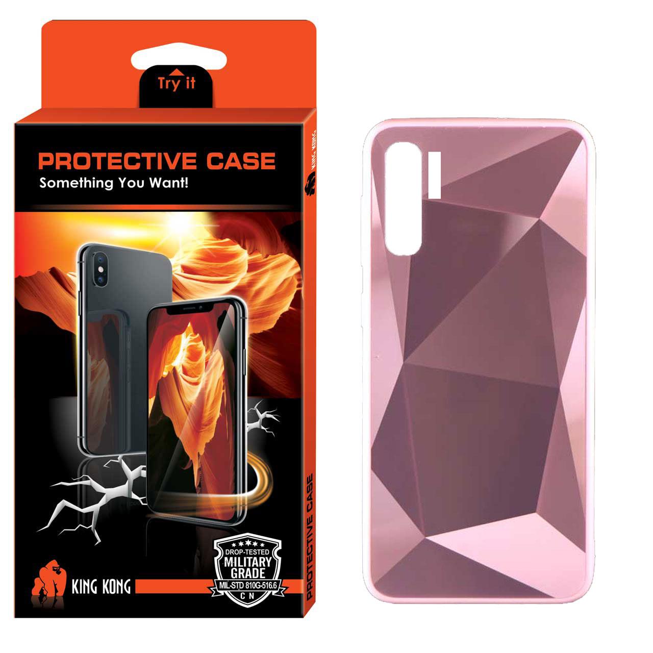 کاور کینگ کونگ طرح الماس مدل Dmnd01 مناسب برای گوشی موبایل هوآوی  P30 Pro